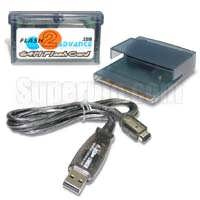 Flash2Advance USB GB Bridge